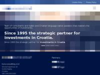 Slika naslovnice sjedišta: Euroconsulting - dioničko društvo za pružanje usluga poslovnog savjetovanja (http://www.euroconsulting.hr)