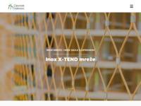 Frontpage screenshot for site: TTM Trgovina d.o.o. (http://ttm.hr)