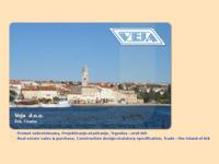 Slika naslovnice sjedišta: Veja d.o.o. - Island of Krk, Croatia (http://veja.hr)