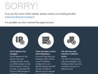 Frontpage screenshot for site: (http://www.apartmaniolga.hr)