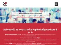 Slika naslovnice sjedišta: Pupiko Knjigovodstvo (http://www.pupiko.eu)