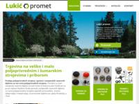 Slika naslovnice sjedišta: Obrt Lukić promet (http://lukicprometobrt.hr)