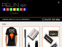 Slika naslovnice sjedišta: Pelin 1971 (http://pelin1971.hr/)