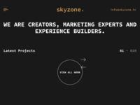 Slika naslovnice sjedišta: Skyzone.hr (http://www.skyzone.hr)