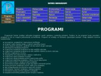 Slika naslovnice sjedišta: Programski Centar (http://www.programskicentar.net)