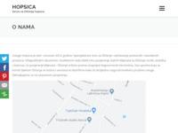 Slika naslovnice sjedišta: Hopsica obrt za čišćenje (http://usluge-hopsica.hr)