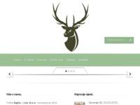 Slika naslovnice sjedišta: Agria-lov d.o.o. (http://www.agria-lov.hr)