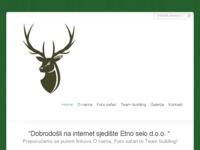 Slika naslovnice sjedišta: Foto safari - Etno selo (http://www.etno-selo.hr)