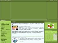 Slika naslovnice sjedišta: Osnovna škola Banija (http://www.os-banija-ka.skole.hr/)