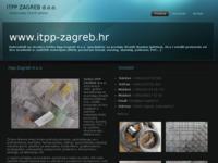Slika naslovnice sjedišta: ITPP ZAGREB d.o.o. (http://www.itpp-zagreb.hr)