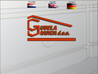 Frontpage screenshot for site: Čubela gradnja d.o.o. (http://www.cubela-gradnja.hr)
