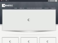 Slika naslovnice sjedišta: Nanotec d.o.o. (http://www.nanotec.hr)