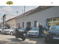 Slika naslovnice sjedišta: Autoškola Novak Osijek (http://www.autoskola-novak.hr)