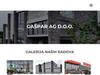 Slika naslovnice sjedišta: Aluminijska stolarija Gašpar AG (http://gaspar-ag.hr)