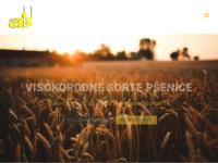Slika naslovnice sjedišta: Agrigenetics d.o.o. (http://www.agrigenetics.hr)