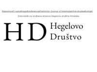 Slika naslovnice sjedišta: Hegelovo društvo (http://www.hegelovo-drustvo.hr)