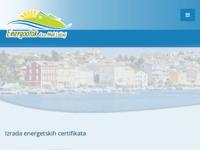 Frontpage screenshot for site: Energootok d.o.o. (http://energootok.hr/)