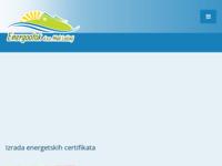 Slika naslovnice sjedišta: Energootok d.o.o. (http://energootok.hr/)