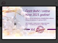 Slika naslovnice sjedišta: Obrt za izradu strojnog veza Lamex (http://www.lamex.hr)