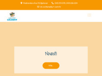 Frontpage screenshot for site: Dječji vrtić Ciciban Bjelovar (http://dv-ciciban.hr)