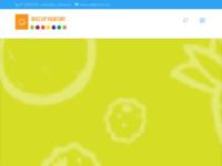 Frontpage screenshot for site: (http://www.juiceandjuice.com.hr/)