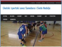 Slika naslovnice sjedišta: Školski sportski savez Samobora i Svete Nedelje (http://pubweb.carnet.hr/ssssisn/)