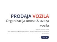 Slika naslovnice sjedišta: S-Moto team d.o.o. (http://www.s-moto.hr)