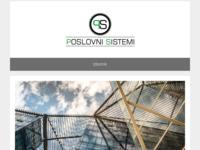Slika naslovnice sjedišta: Poslovni sistemi (http://www.poslovni-sistemi.hr)