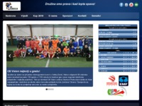 Slika naslovnice sjedišta: Mininogometni klub Gorica (http://mkgorica.hr)