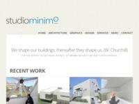 Slika naslovnice sjedišta: Studio Minimo d.o.o. za arhitektonsko i grafičko oblikovanje (http://studiominimo.hr)