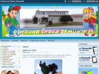 Slika naslovnice sjedišta: Osnovna škola Zemunik (http://www.os-zemunik.skole.hr)
