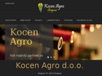 Slika naslovnice sjedišta: Kocen Agro - Štrigova (http://kocen-agro.hr)