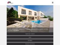 Frontpage screenshot for site: Nekretnine Stangrad (http://www.nekretnine-stangrad.hr)