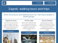 Frontpage screenshot for site: Izleti Heinrich (http://www.excursions-and-services-heinrich.hr/)
