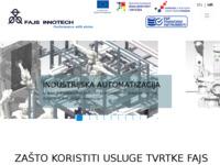 Slika naslovnice sjedišta: Fajs Innotech (http://www.fajsinnotech.hr)