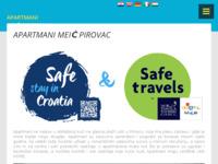 Slika naslovnice sjedišta: Apartmani Meić Pirovac (http://apartmani-meic-pirovac.hr)