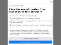 Frontpage screenshot for site: FOTOimago (http://fotoimago.hr)