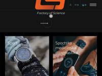 Slika naslovnice sjedišta: Larus Sport (http://www.larussport.hr)