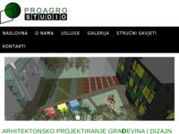 Slika naslovnice sjedišta: Proagro Studio (http://www.proagro-studio.hr)