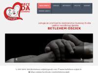 Slika naslovnice sjedišta: Udruga Betlehem Osijek (http://www.betlehem-osijek.hr)