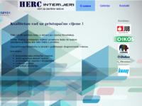 Slika naslovnice sjedišta: Herc-Interijeri (http://herc-interijeri.hr)