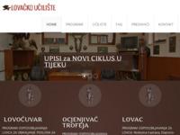 Slika naslovnice sjedišta: Lovačko učilište Ferdinand (http://lovackouciliste.com.hr)