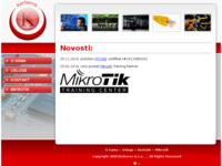 Slika naslovnice sjedišta: Kerberos d.o.o. za informatičke tehnologije, računala i komunikacije (http://www.kerberos.hr)