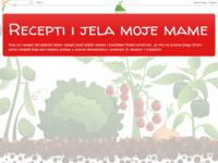 Slika naslovnice sjedišta: Recepti i jela moje mame (http://top-recepti.blogspot.com/)