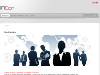 Slika naslovnice sjedišta: INCon - Consulting Services (http://incon.com.hr)