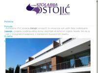 Slika naslovnice sjedišta: Stolarija Ostojić (http://www.stolarija-ostojic.hr)