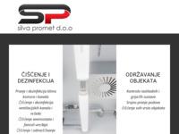 Slika naslovnice sjedišta: Silva Promet d.o.o. (http://www.silvapromet.hr)