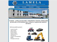Slika naslovnice sjedišta: Lamela.hr (http://www.lamela.hr)