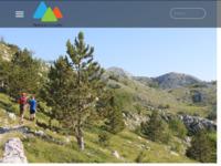 Frontpage screenshot for site: Zemlja - Voda - Zrak turistička agencija (http://zemlja-voda-zrak.hr/)