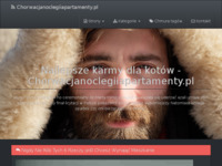 Frontpage screenshot for site: Crobooking privatni smještaj Hrvatska (http://www.chorwacjanoclegiiapartamenty.pl/)